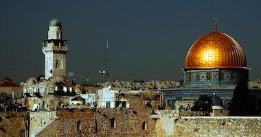 Studieresor till Israel och Palestina