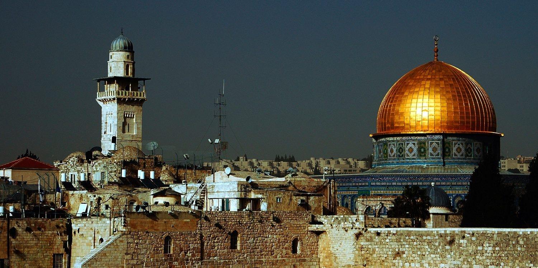 Möten i Jerusalem