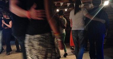 Kurs i folkdans och gammeldans – Delsbo