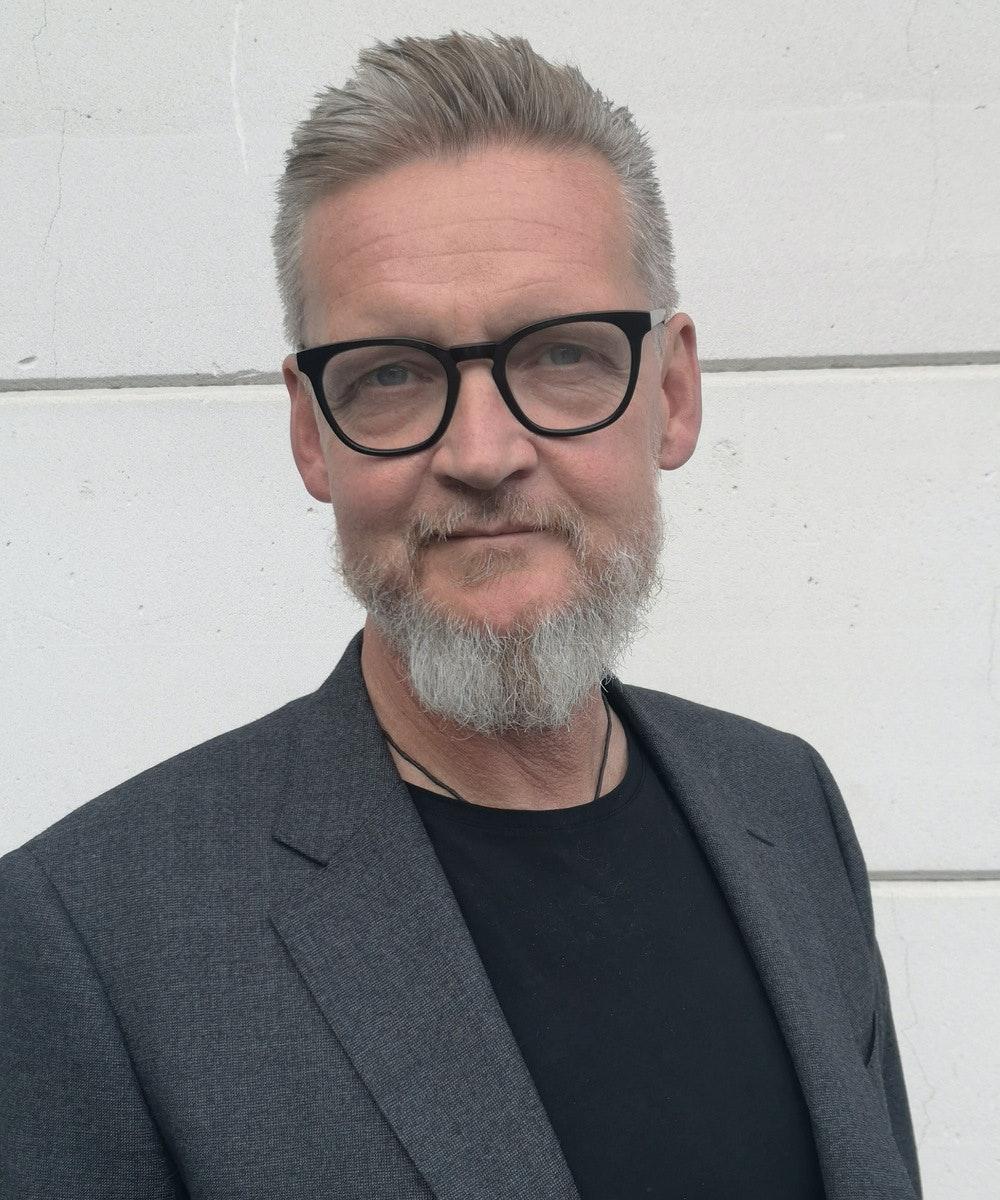 Porträtt på Samuel Gustafsson