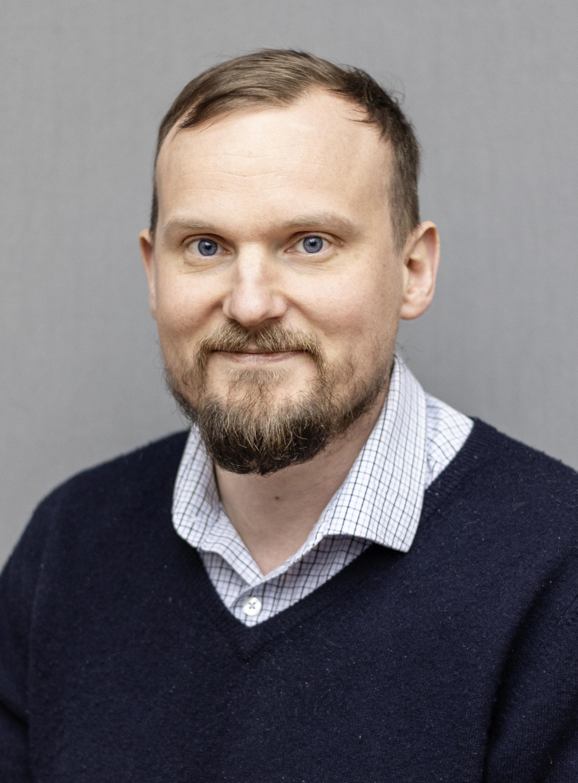 Anders Andrae, förbundskansliet