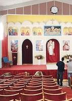 Demokratiarbete i koptisk kyrka