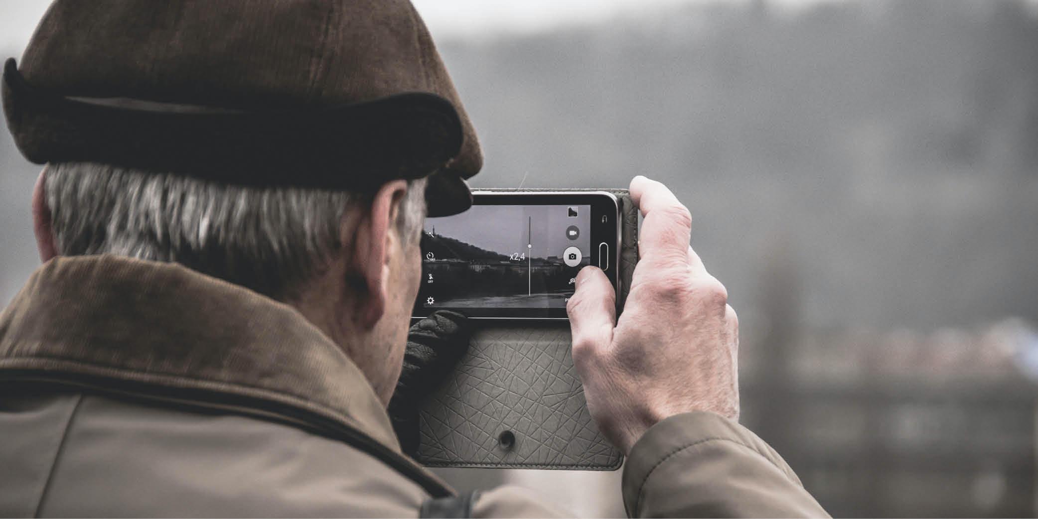 Seniorsurfarna – ett studiematerial för ökad digital förmåga