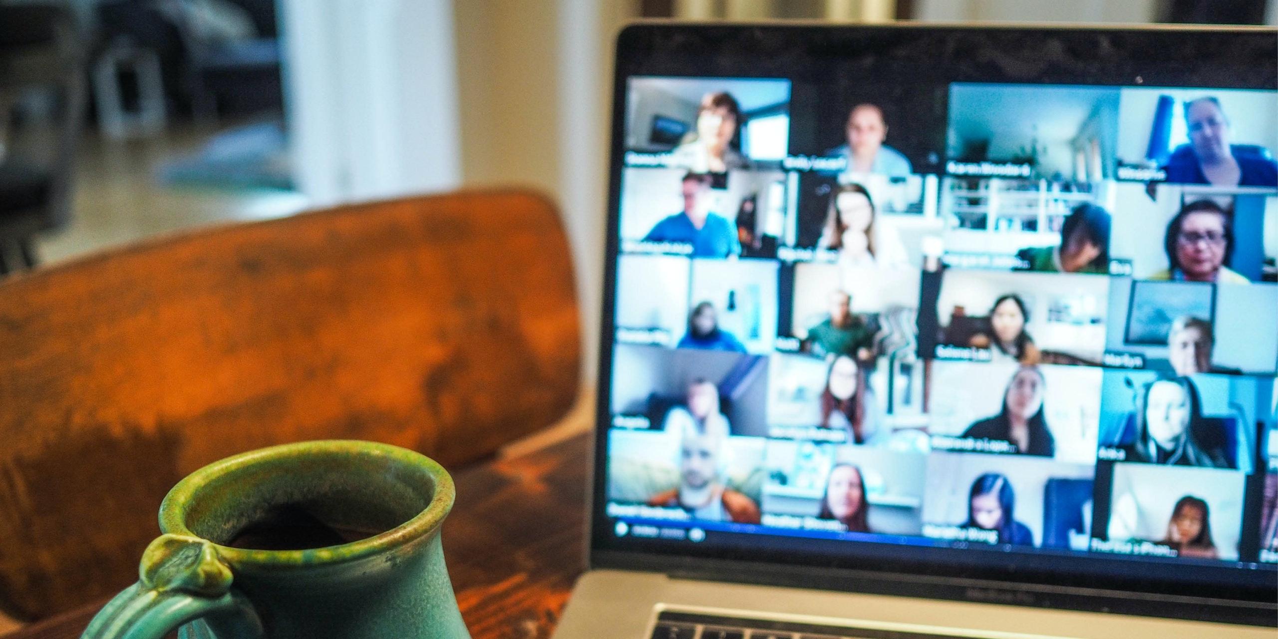 Tips för ett lyckat digitalt möte
