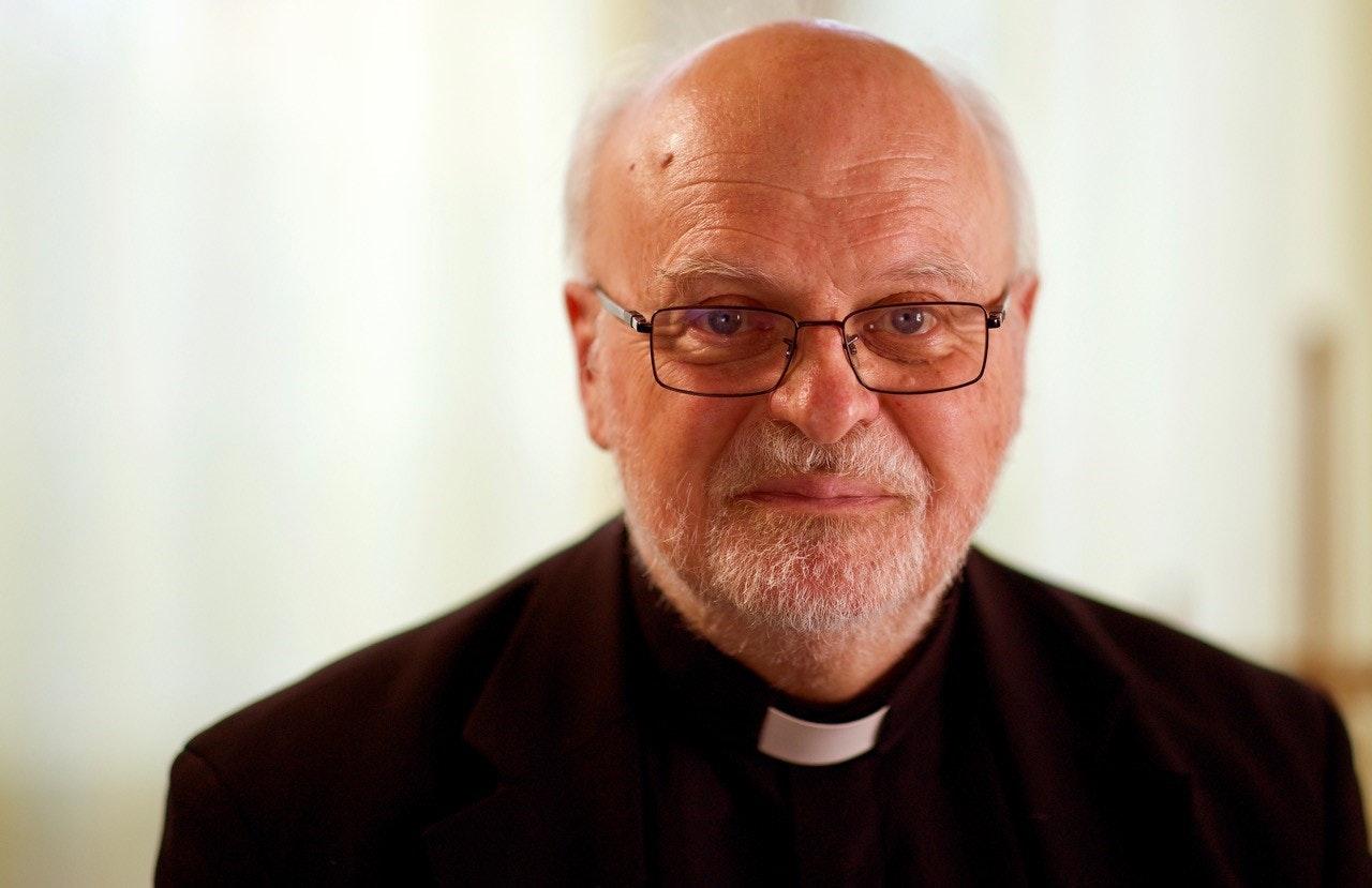 Konvertitreträtt med kardinal Anders Arborelius