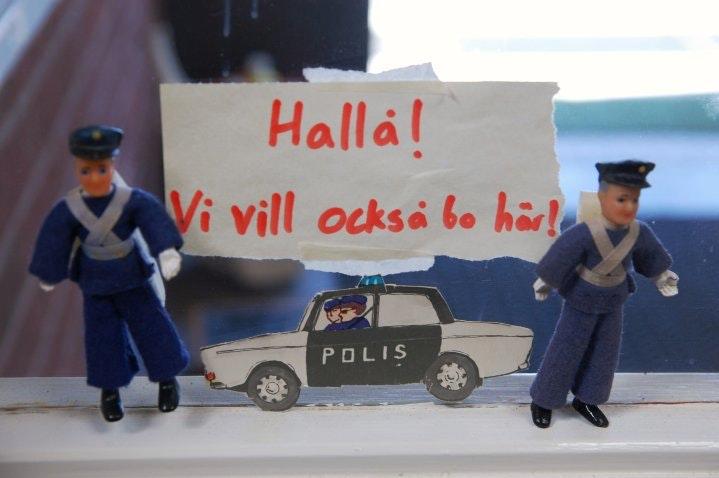 50 år av svenska husockupationer