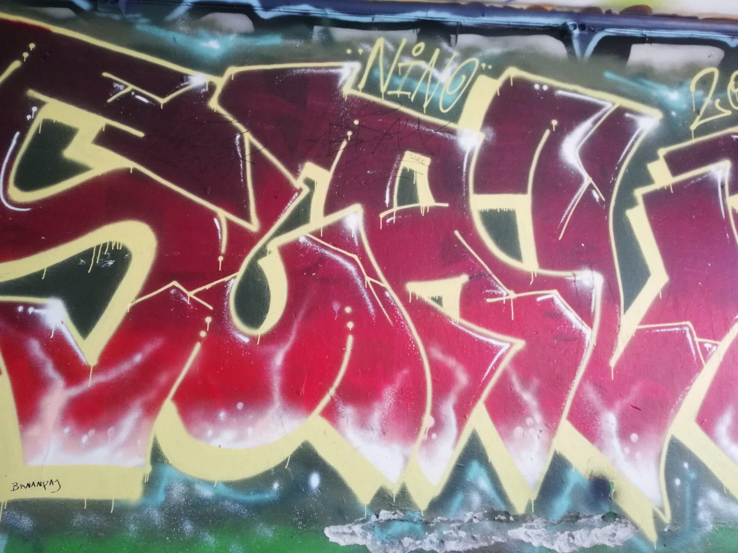 Workshop i graffiti