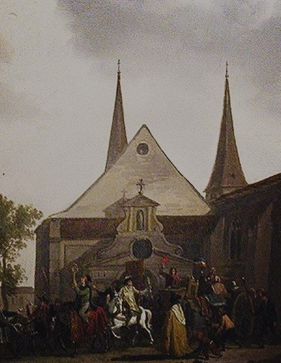 Öppen liveföreläsning om kyrkan från franska revolutionen till första världskriget utbrott