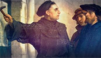 Öppen liveföreläsning om Martin Luther och de tidiga reformationsrörelserna