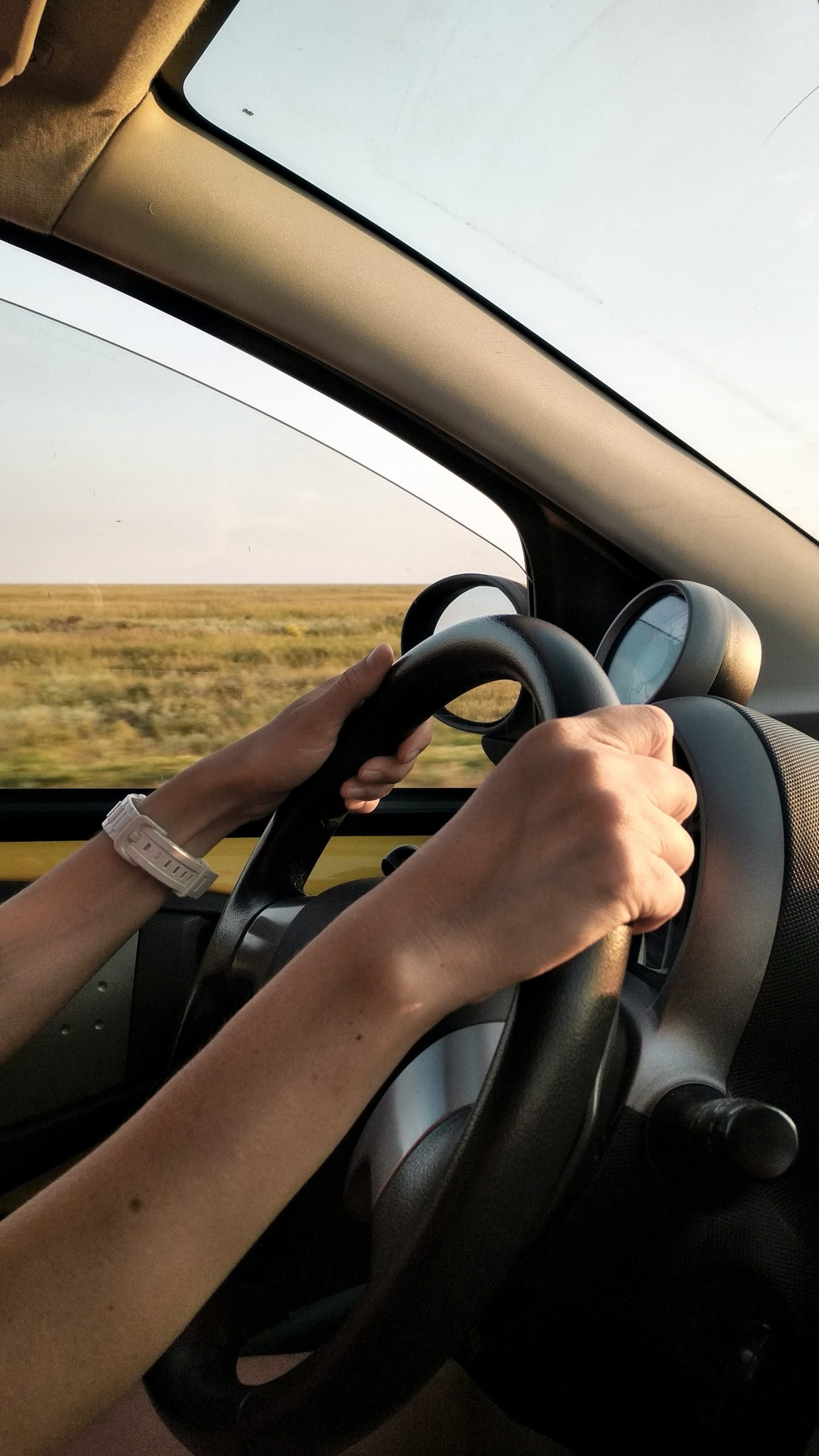 Trafikkunskap på arabiska