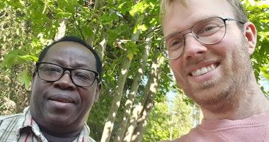 Integrationsarbete i Lekebergskyrkan