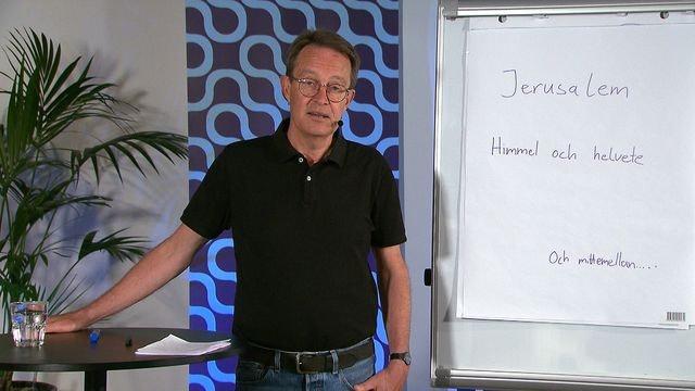 Jerusalem - himmel och helvete