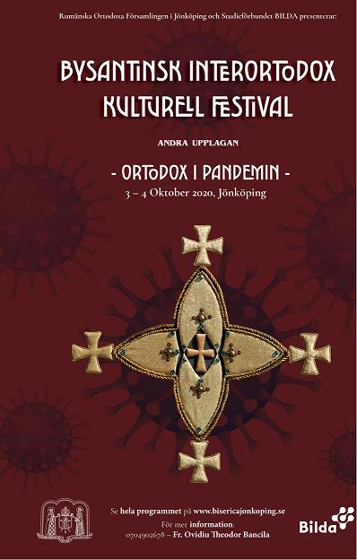 Bysantinsk interortodox kulturell festival 3 – 4 Oktober