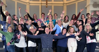 Damkören Gott & Blandat – Intresseanmälan