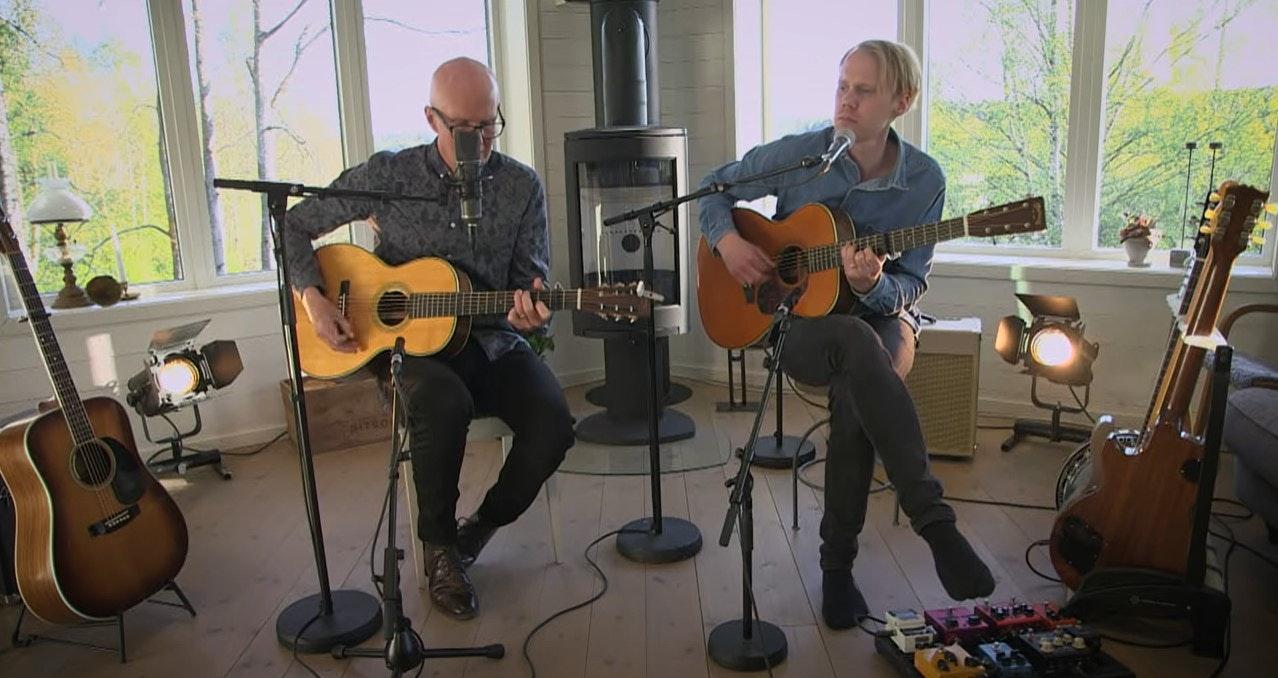 Konsert med Bengt Johansson och Viktor Olofsson