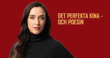 """Vimmerby berättar- Litterär salong 25 november """"Det perfekta Kina och poesin"""""""