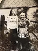 #folkporträtt: Olga Hansson med Eva Tjörnebo