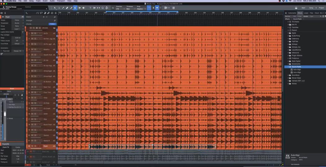 Mix och Trix: Del 1 - Trummor