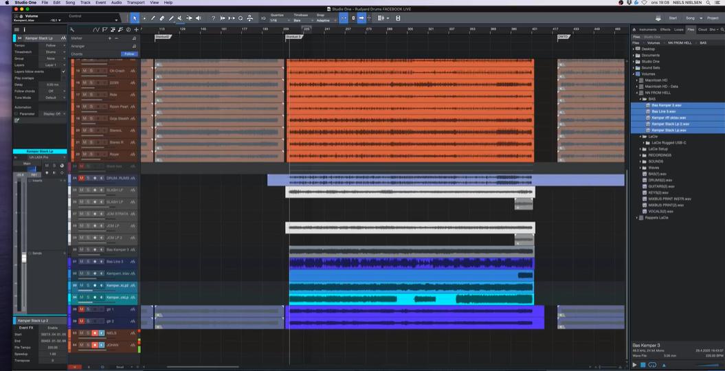 Mix och Trix: Del 2 - Gitarr och Bas