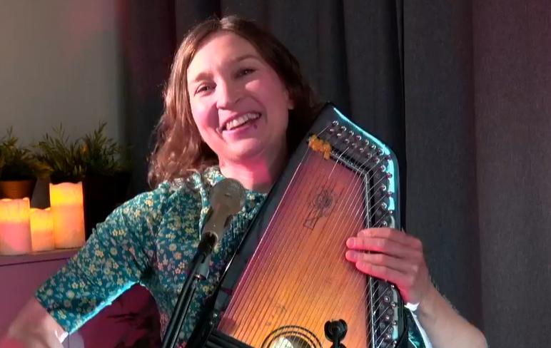 Ulrika Bodén, live från Bildakontoret i Sundsvall.