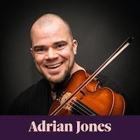 #folkkursonline: Spela stämmor med Adrian Jones