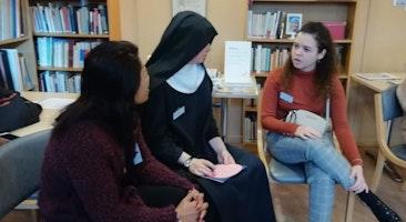 Kateketutbildning med Bilda – En lugn start på lektionen