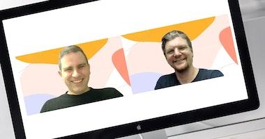 Provtänk med Johan och Jimmy – digitala lunchsamtal