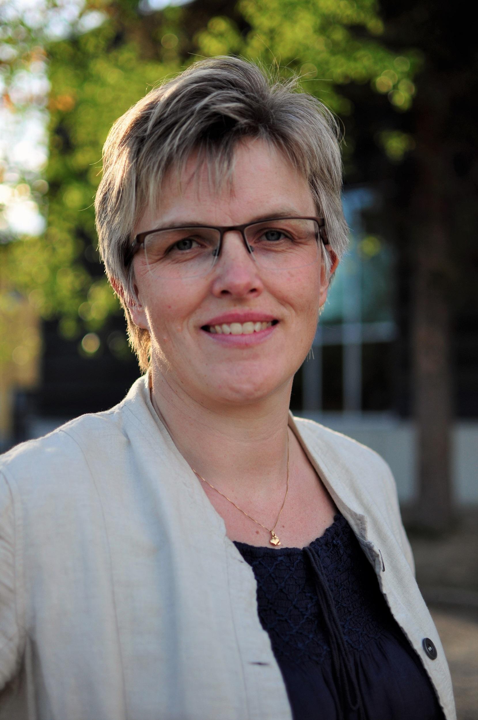 Foto på Mona Nykänen