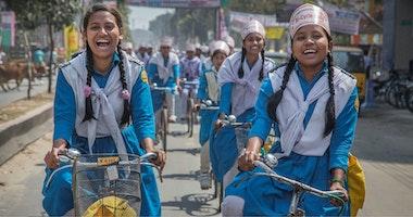 Cykla för jämställdhet