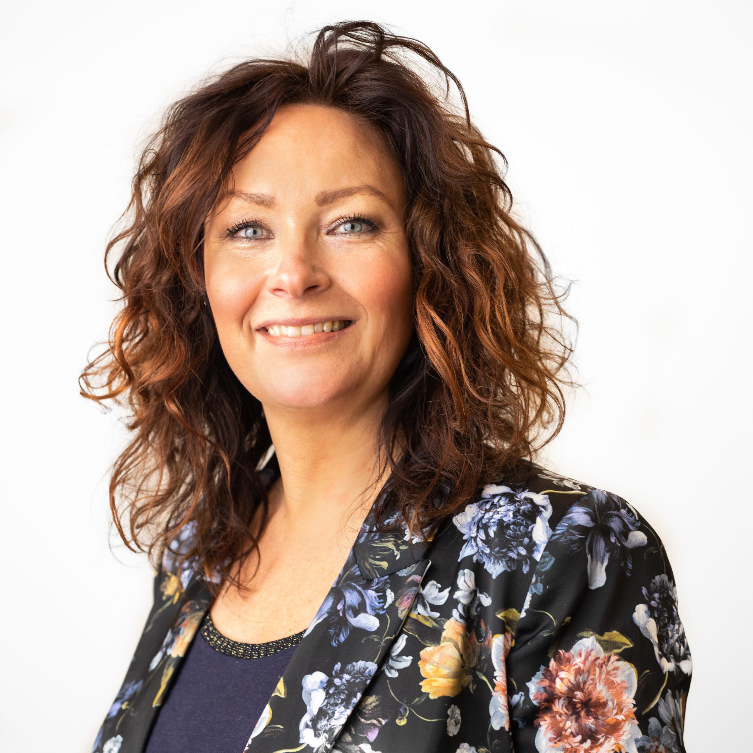 Marie-Louise Nilsson, inspiratör på Alpha Sverige.