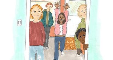 Ledarutbildning barnstöd – Lina och Linus