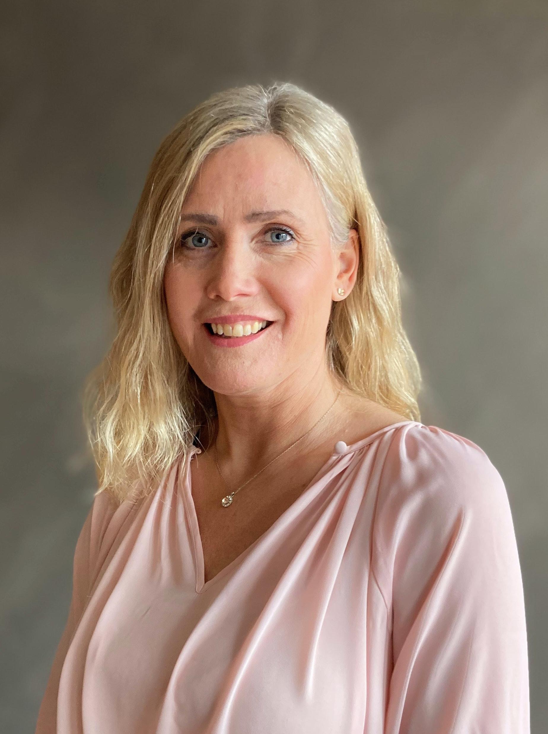 Personalbild Stina Brännström Johansen