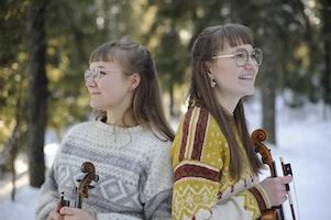 #folkkursonline: Låtkurs med Duo Lin för ungdomar