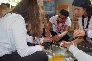 Scoutledarutbildning på arabiska- programplanering del 2