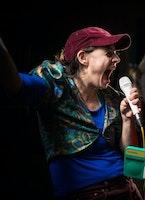 #Folkmusik: Kula och sjung visor med Brita Björs