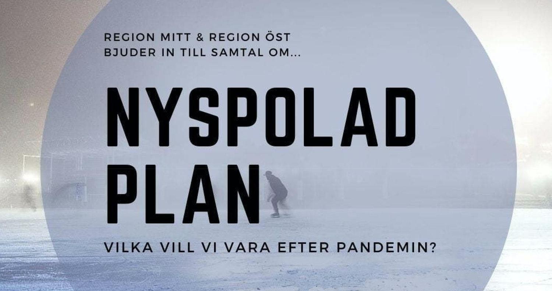 Nyspolad plan