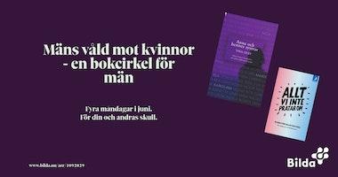 Mäns våld mot kvinnor – en digital bokcirkel för män