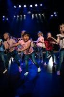 God Moves i Pingstkyrkan, Alingsås: Minis 6-7 år