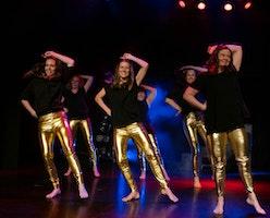 God Moves Dansskola: Rocks Jazz 35+ Onsdagar