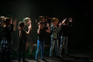 God Moves Dansskola: Kids Onsdag 8-9 år