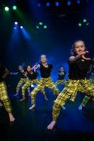 God Moves Dansskola: TechTeens 12+ Onsdagar (Nybörjare)