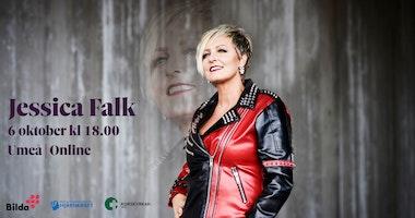 Musik för själen – föreläsning och konsert med Jessica Falk