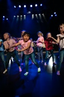 God Moves Dansskola: Minis 6-7 år Fredag