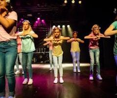 God Moves Dansskola: Maxis Måndag 10 – 11 år