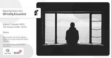 Digital konferens om ofrivillig ensamhet
