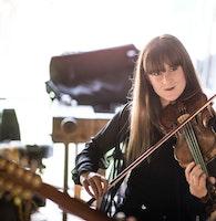 Spela fiol med Hanna Blomberg – vuxna nybörjare