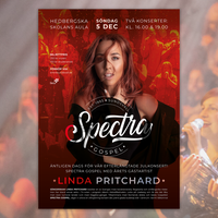 Spectra Gospel julkonsert med Linda Pritchard